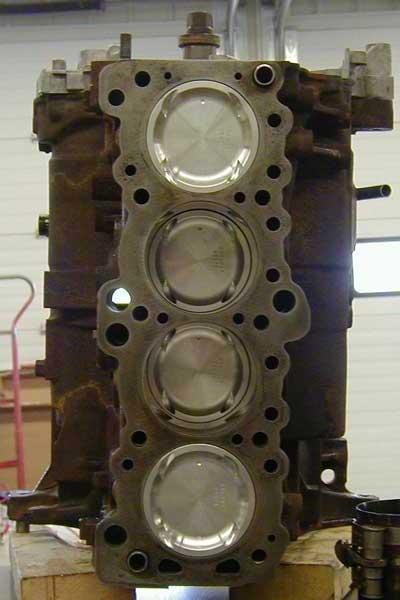 Project Zero G :: - Drift Car Engine