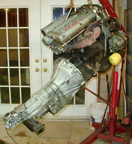 how to build a 4g63t engine